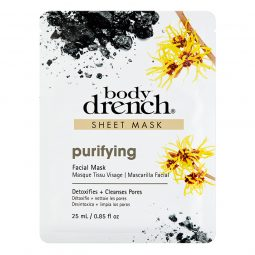 Body Drench Sheet Mask Purifying, puhdistava kasvonaamio
