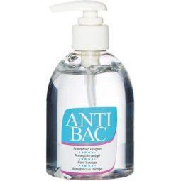 Käsien desinfiointigeeli AntiBac